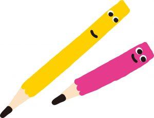 東広島市西条中央・寺家の学研教室の鉛筆